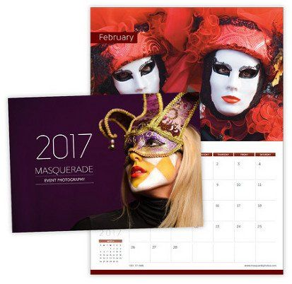 High quality designer calendars