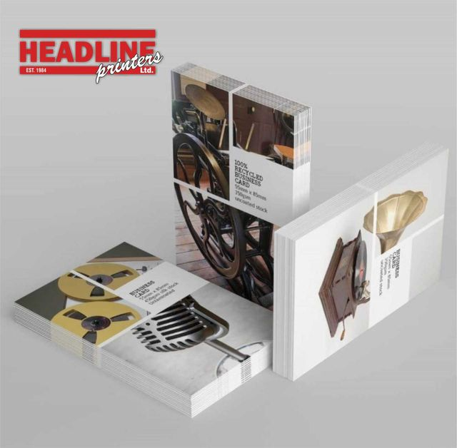 Personalised business cards in havant and across hampshire they are printed on heavy weight 450gsm silk board and matt laminated both sides to make a statement that will definitely impress anyone you give them to reheart Gallery
