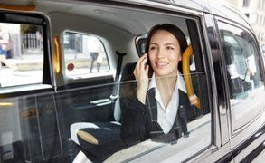 Professional taxi services