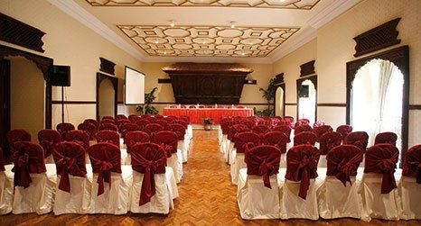 Venue for parties, weddings and anniversaries