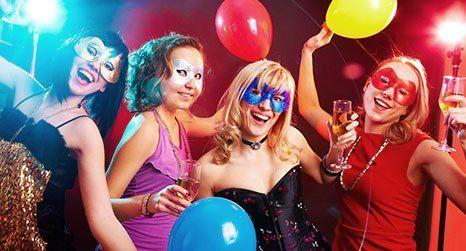 Birthday parties venue hire