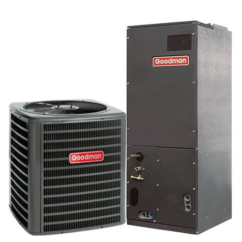 Goodman Air Conditioners & Heat Pumps