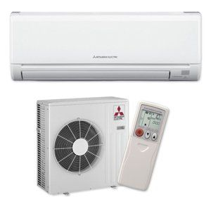 Ductless Mini Split Heating & Air Conditioning System