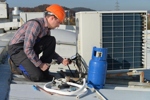 Air Conditioning Repair & Heating Repair Winston Salem, NC