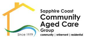 Sapphire coast Community Aged Care Group Logo