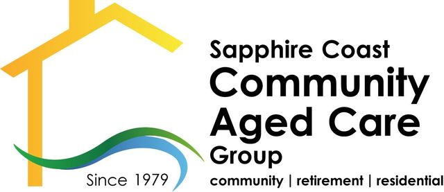 Sapphire coast Community Aged Care Group Logo