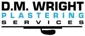 D.M. Wright Plastering logo