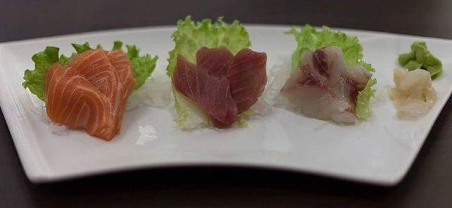 Assortimento di sushi