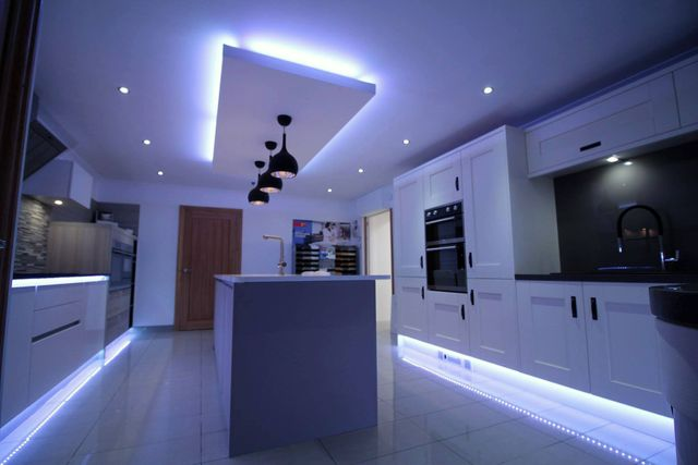 Kitchen Designing By The Studio In St Andrews Fife