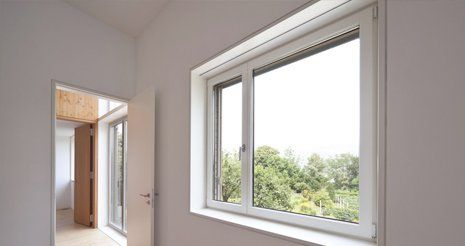 beautiful double glazing