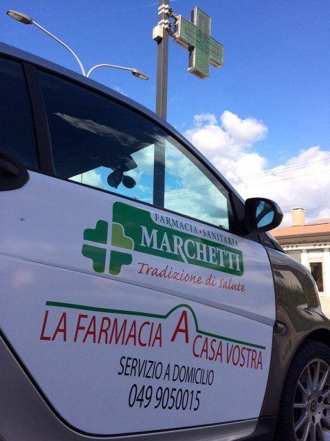 Farmacia con servizio a domicilio Padova