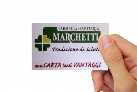 Fidelity Card Farmacia Marchetti Dr. Silvio