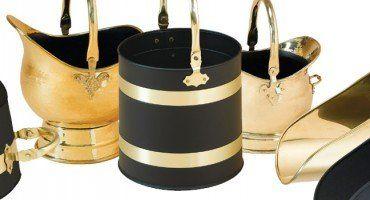 coal hods and buckets