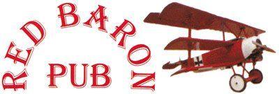 Red Baron Pub - Logo