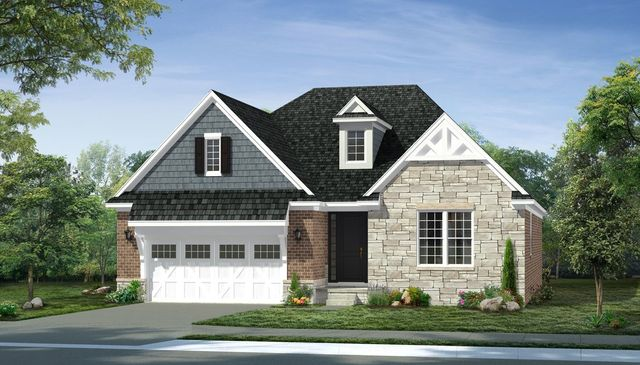 Forest Edge North Homes   AP Builders Michigan