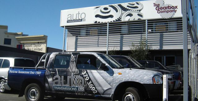 Auto transmission store in Christchurch
