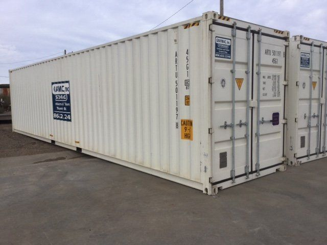 Graymac Inc Amarillo TX Shipping Containers