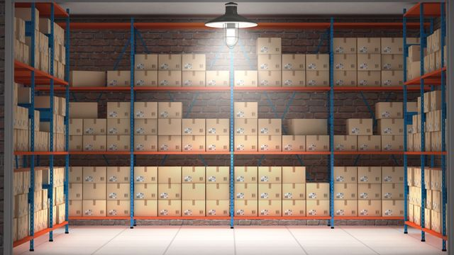 Dry and secure storage units