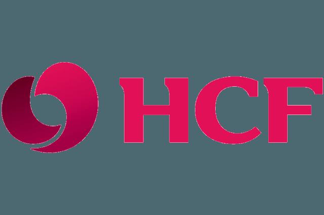 red hcf logo