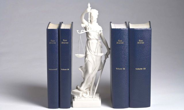 Legal books for legal support in Commerce, GA