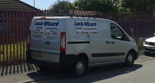 Burglary repairs in Northwich