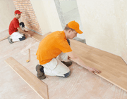 fitting laminaate flooring