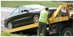 recupero auto sinistrate
