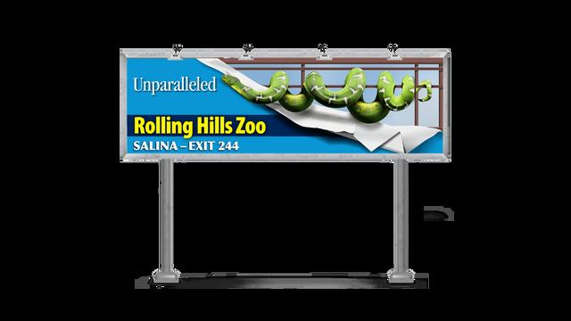 Billboard Design Kansas City Graphic Design