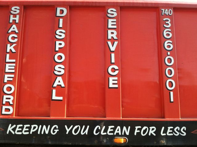 Company for garbage collection in Newark, OH