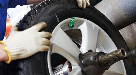 tyre repair experts