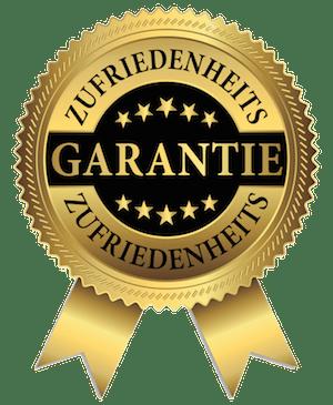 Zufriedenheitsgarantie für das Seminar Strategische Praxisführung