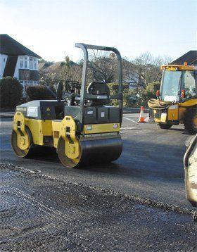 Contractors - South Glamorgan - Board Brother Contractors  - Tarmacing contractors