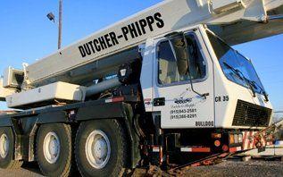 Full Service Crane Rental | Odessa, Midland, Monahans