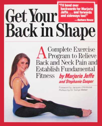 Marjorie Jaffe Back In Shape Book