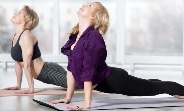 Stretching and Flexibility Classes NYC with Marjorie Jaffe