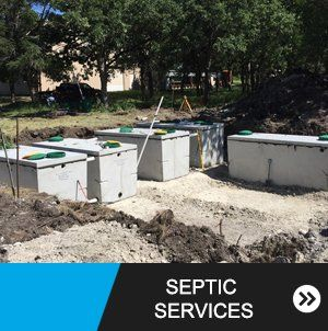 Septic Services Caldwell & Somerville, TX