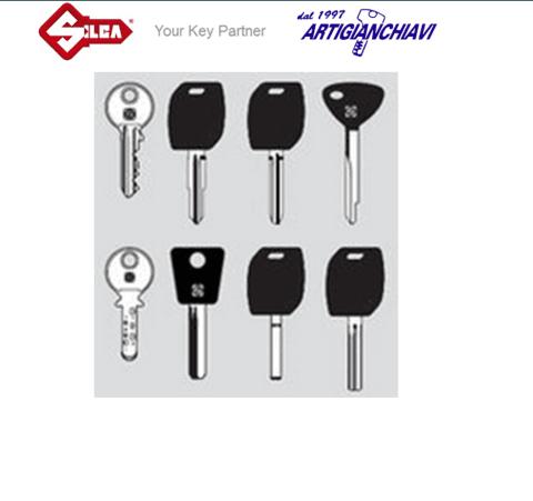 duplicazione elettronica chiavi