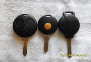 chiave smart 450-451 con telecomando