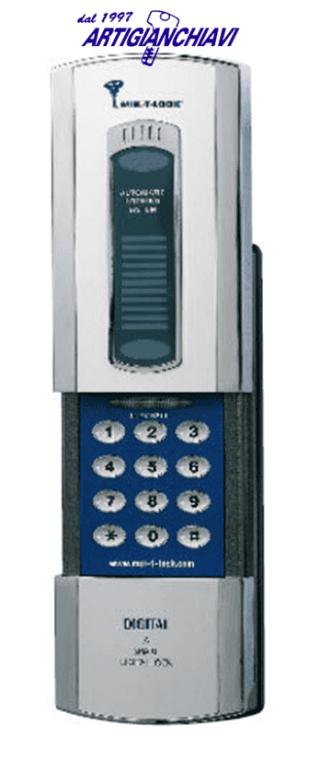 serratura digitale mul-t-lock