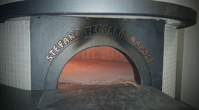 Forno pizzeria Passione Eterna a Messina