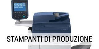Production printer rental