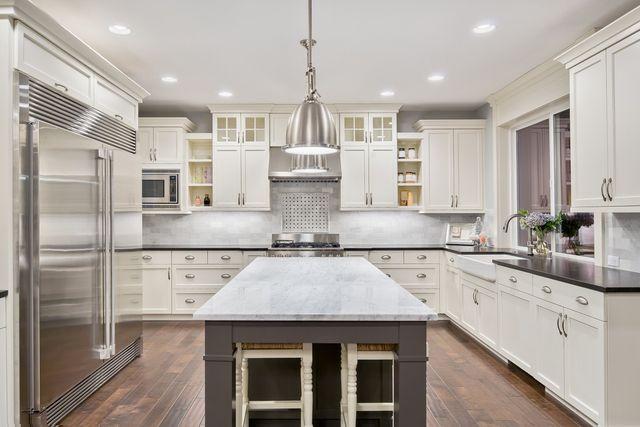 well-designed kitchen interiors