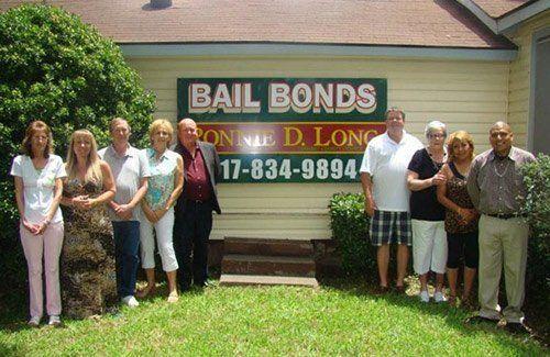 Bail Bond Agents Together - Bondsmen in Ft. Worth, TX