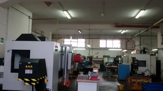 magazzino dell'azienda