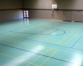 pavimentazioni pvc sportive