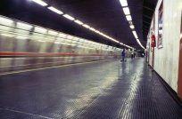 pavimenti in gomma stazioni