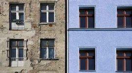 ristrutturazione facciata