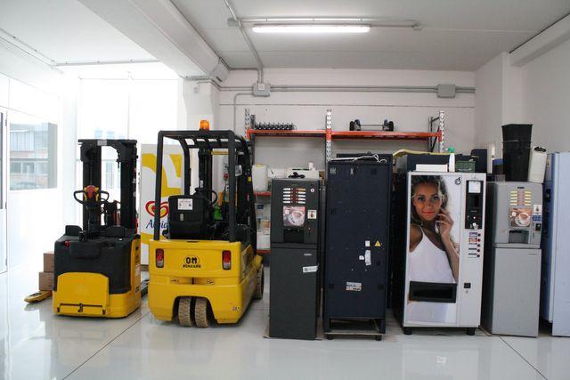 trasporto distributori automatici