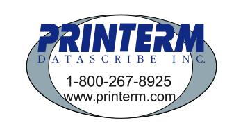 Printerm Datascribe Inc. Logo
