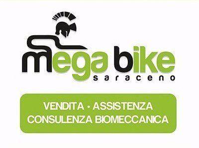 MEGA BIKE SARACENO logo